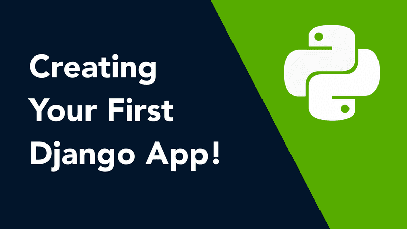 Creating Your First Django App! thumbnail